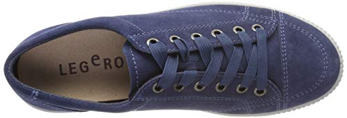 Legero Scarpe indaco Basse Ginnastica Donna blue Tanaro Da 86 xqxvfZwzR1