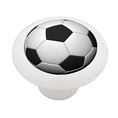 (Soccer Ball Ceramic Drawer)