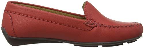 Dal Red Sm Mocassini 520 red Donna Van Jemima Pqzxtd