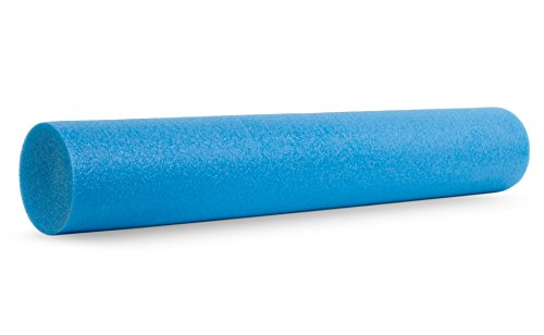 ProSource Flex Half Round Foam Rollers for Muscle Therapy (MFR), Core Stabilization and Balance Exercises (36H x 3D Inches or 12H x 3D Inches)