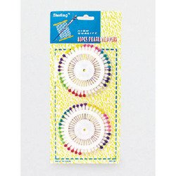 Sterling Pearlized Pins Case Pack 24