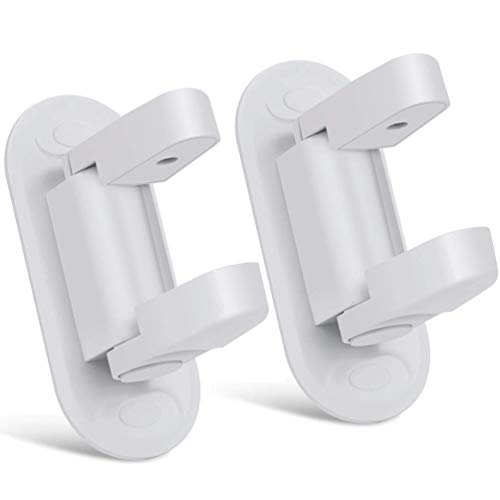 Child Proof Lever Lock,Baby Toddler Safety Proof Locks,for Lever Handle of Cabinet,Door,3M Adhensive,(White, 2)