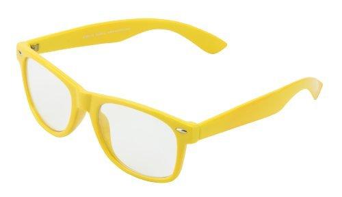 couleurs soleil jaune Lunettes 4026 transparent modèle Nerd de plusieurs différentes UFU6OYHn