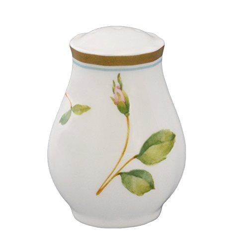 Adeline Bone China By Narumi, Blooming Rosy Lane Salt Shaker (3 ()