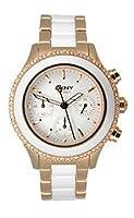 DKNY Dress Chronograph White Ceramic Women's watch #NY8825 by DKNY