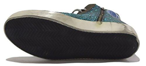Golden Goose - Zapatillas para mujer Azul azul claro