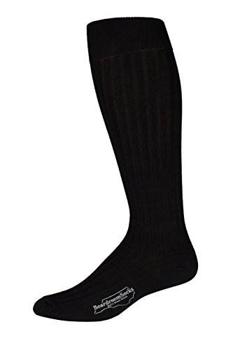 Boardroom Socks Men's Over the Calf Pima Cotton Dress Socks (Pima Cotton Dress Socks)