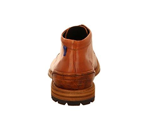 Van Bommel Floris Casual Cognac Calf Braun