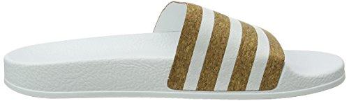 Aquatiques W L C Chaussures Multicolore Pour Sports s Adidas Adilette Up ftwwht Cq2238 O Femme ftwwht 7q65cwX