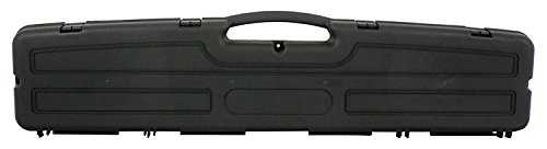"48"" #633 Black Hard Rifle Case with Convoluted Foam"