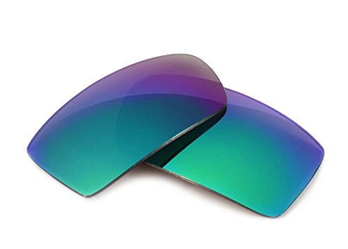 FUSE Sapphire Mirror Polarized Lenses for Electric - Sunglasses Technician