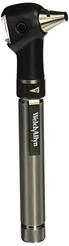 Welch Allyn WEL22821 PocketScope Otoscope withAA Handle and Soft Case