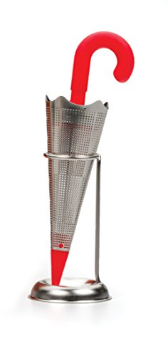 RSVP Endurance Umbrella Tea (Rsvp Endurance Stainless Steel Infuser)