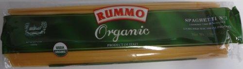 rummo organic spaghetti - 1