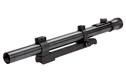 Rifle Sniper Mauser - Sniper Mauser 1903 Rifle Scope Steel Tube and Steel Mount