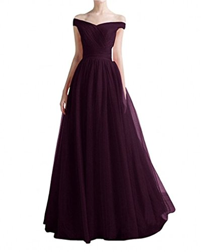 La Kleider Abendkleider Elegant Braut Brautmutterkleider Damen Ausschnitt Jugendweihe Kleider V Traube Festliche Marie 8rY4HArq