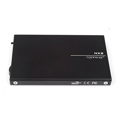 TOPPING NX2 Ultra Slim Portable Audio Amplifier Headphone Earphone Amplifier