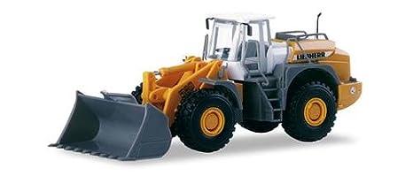 Amazon com: HERPA 148122-001 Liebherr Wheel Loader L580