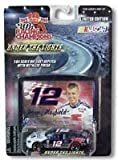 Racing Champions - Under The Lights - 1999 - Jeremy Mayfield - No. 12 Mobil 1 Ford Taurus - 1:64 Scale Die Cast Replica Car - NASCAR by Racing Champions