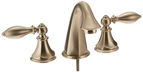 Pfister Polished Brass Widespread Faucet Widespread Polished Brass Pfister Faucet