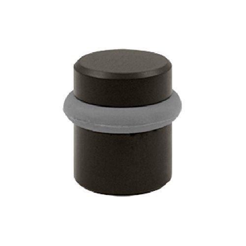 Deltana UFB4505U10B Solid Brass 1 1/2-Inch Round Universal Floor Bumper