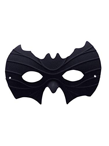 Forum Novelties Black Bat Eye Mask (Mask Bat Black)