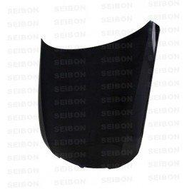 Seibon HD0507BMWE90-OE Carbon Fiber Hood OEM ()