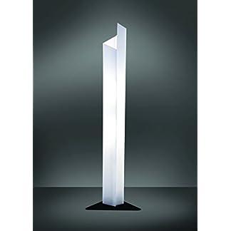 EVA – PIANTANA LAMPADA DA TERRA IN PLEXIGLASS ANGOLARE VINTAGE STYLE LAMPADE A LED INCLUSE