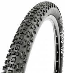 MSC Bikes Tractor Neumático Bicicleta, Adultos Unisex, Negro, 29 x ...
