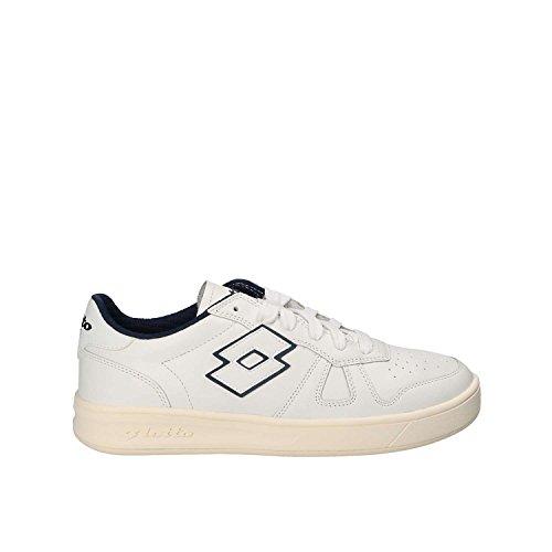 Lotto Leggenda T4570 Sneakers Uomo Bianco 44