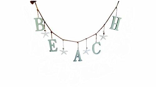 Wood-Beach-Home-Decor-Garland
