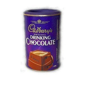 Cadbury's Drinking Chocolate (2 - 250 Gram Canisters) by Cadbury