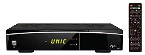 Kit de receptor Qviart Unic + parabólica 60cm  Amazon.es  Salud y cuidado  personal fbac41d1ef0
