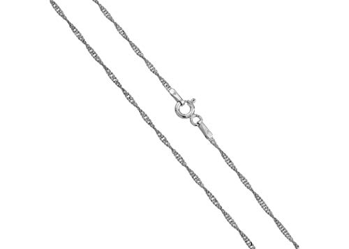3 Yellow Love Roses - 14K Gold 1.8MM Singapore Chain Necklace- Available in Yellow, White Rose or 3 tone -14