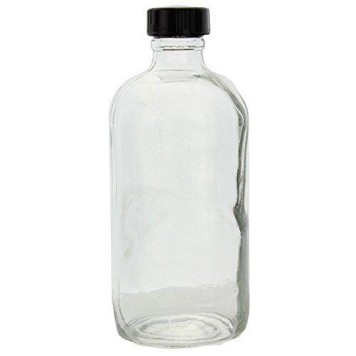 midland-scientific-glc-01166-ea-qorpak-boston-round-bottle-with-phenolic-cap-1-height-1-width-175-le