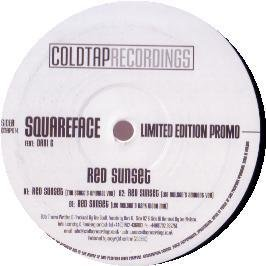 Squareface Feat. Dani G - Red Sunset