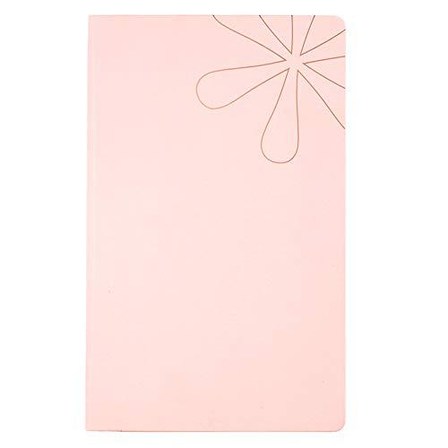 Erin Condren Hardbound Notebook, Cherry Blossom (5x8)