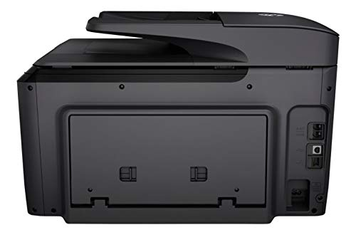 HP Officejet Pro 8715 All-in-One Multifunction Printer - Thermal Inkjet - Print/Copy/Scanner/Fax by HP (Image #3)