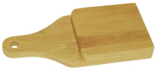 - Home Basics Bamboo Tostonera, Large