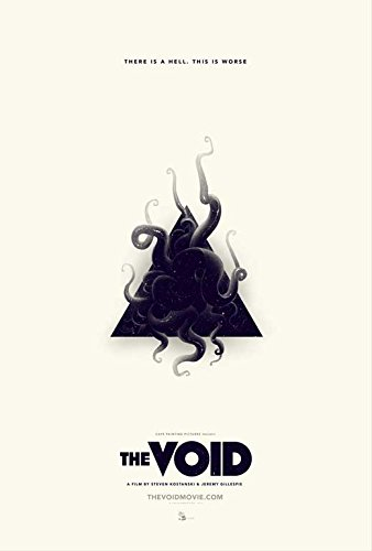 The Void Movie Poster Aaron Poole, Kenneth Welsh, B, Made In The U.S.A