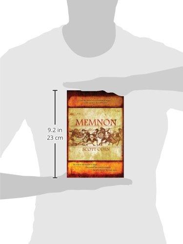 Memnon scott oden 9781932815399 amazon books fandeluxe Images
