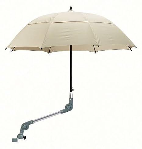 Dietz Andador pantalla paraguas para andador braungrau con ...