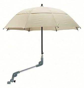 Dietz Andador pantalla paraguas para andador braungrau con soporte ...