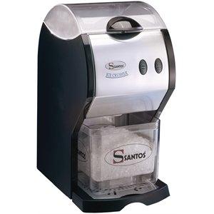 Compra Santos Robusto Picador de Hielo eléctrico 53A - Profesional para Cocina, Restaurante, café, Bar, Restaurante, hogar, máquina de Picar Hielo en ...