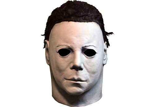 Trick Or Treat Studios Men's Halloween 6-The Curse of Michael Myers Mask, Multi, One Size by Trick Or Treat Studios