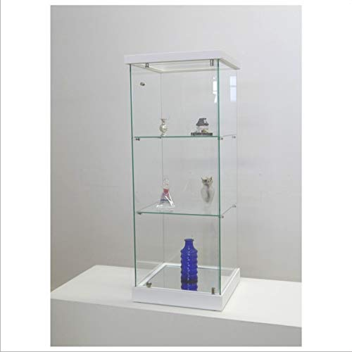 Vetrina Espositiva art. VM 102 TC Bianca VM ART DESIGN GLASS
