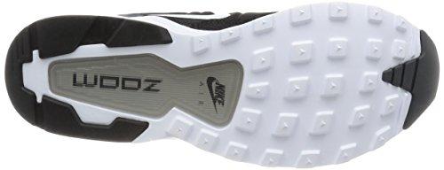 Pegasus Scarpe scuro Corsa Uomo Nero Grigio Air da Nike Bianco Zoom 92 RqUExwIZ