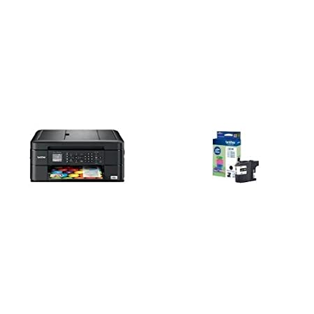 Brother MFCJ480DW - Impresora multifunción de tinta + Cartucho ...