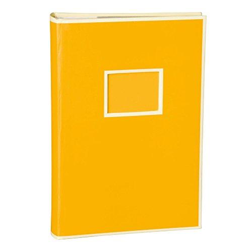 Dvd Albums Photo (Semikolon 300 Pocket Bound Photo Album, Sun Yellow (04101))