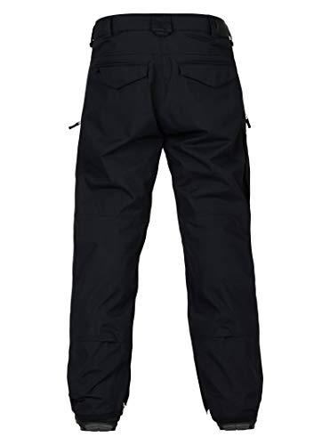 Black Pantalon Black Covert Pantalon Black Burton True Covert True Covert Pantalon Burton True Burton Burton xqI6YSY